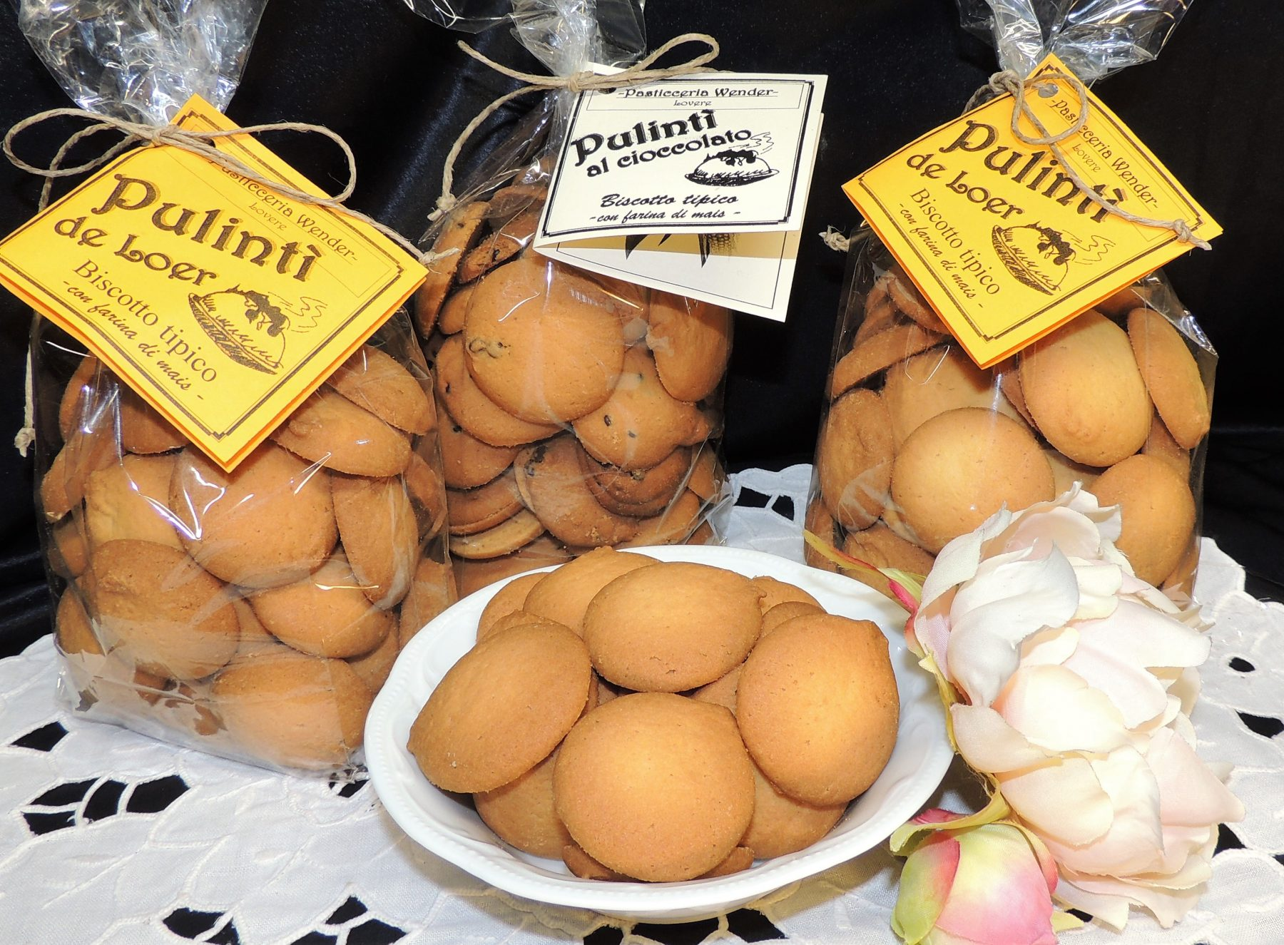 biscotto pulintì de Loer