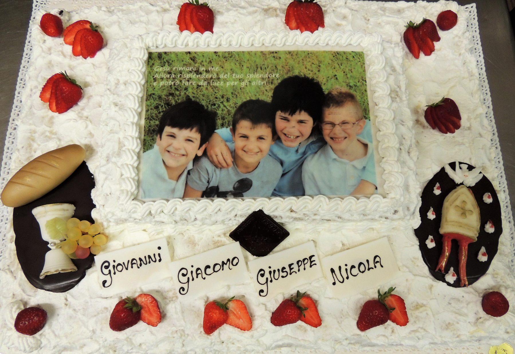torta cresima e comunione10