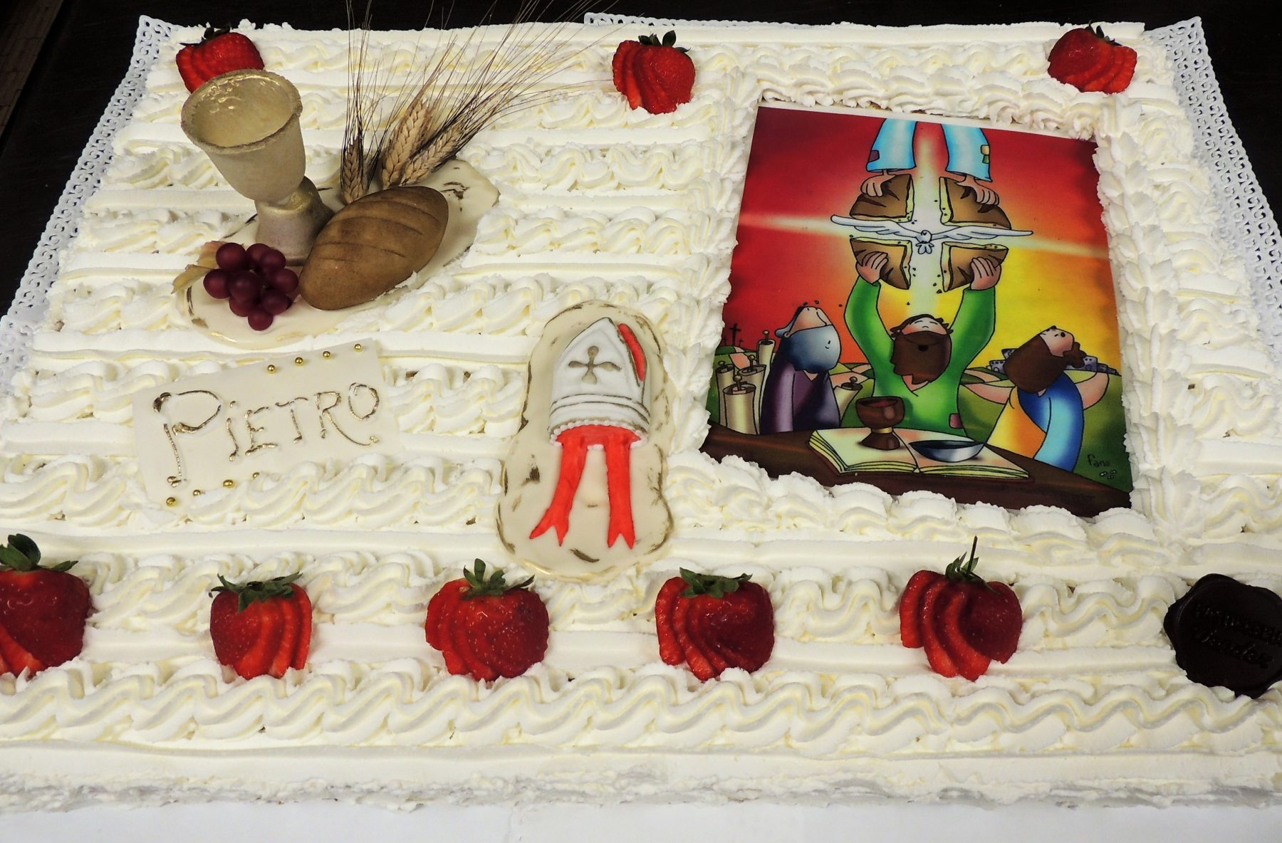 torta cresima e comunione5